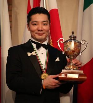 Kenji Tsubokura, campeón Mundial IBA 2016